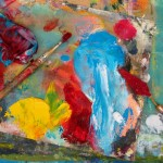 schilderen met olieverf 2
